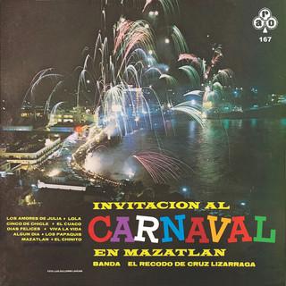 Invitación Al Carnaval En Mazatlán