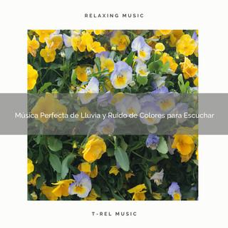 Música Perfecta De Lluvia Y Ruido De Colores Para Escuchar