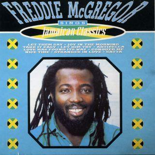 Sings Jamaican Classics