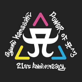 ayumi hamasaki 21st anniversary -POWER of A^3- SET LIST