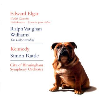Elgar:Violin Concerto - Vaughan Williams:The Lark Ascending