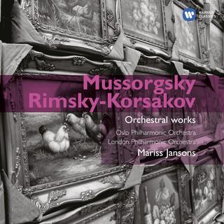 Mussorgsky & Rimsky - Korsakov:Orchestral Works