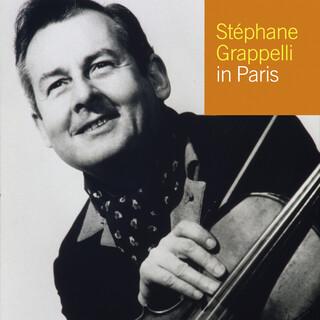 Stéphane Grappelli In Paris