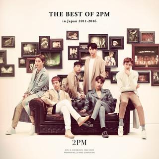 THE BEST OF 2PM In Japan 2011 - 2016 (ザベストオブトゥーピーエムインジャパンニセンジュウイチニセンジュウロク)