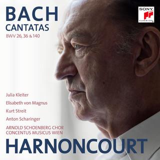 J. S. Bach:Cantatas BWV 26, 36 & 140