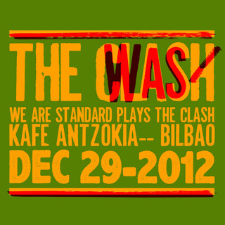 We Are Standard Plays The Clash (Live)