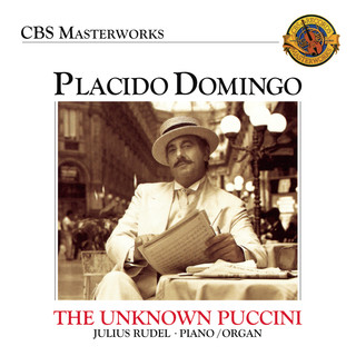 Plácido Domingo:The Unknown Puccini Songs