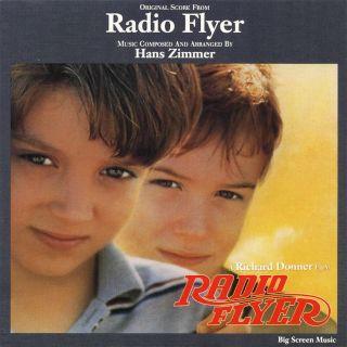 Radio Flyer Original Score
