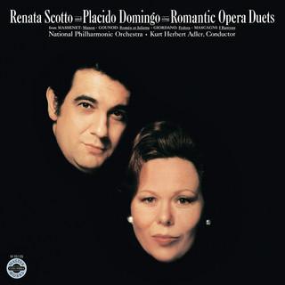 Plácido Domingo:Romantic Opera Duets