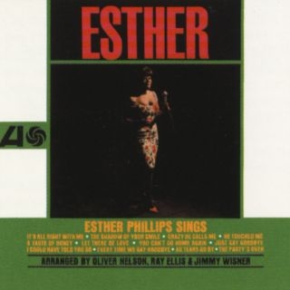 Esther Phillips Sings