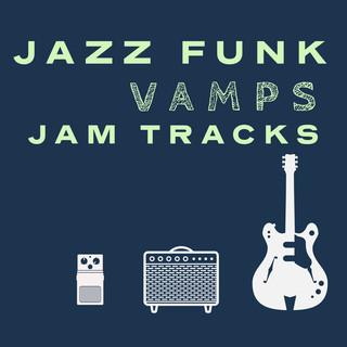 Jazz Funk Vamps Jam Tracks
