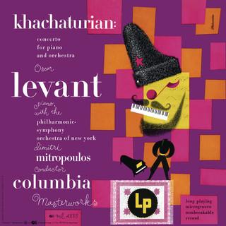 Khachaturian:Piano Concerto In D - Flat Major, Op. 38 (Remastered)