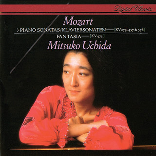 Mozart:Piano Sonatas Nos. 1, 14 & 18; Fantasia In C Minor