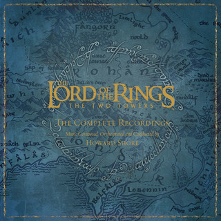 The Lord Of The Rings:The Two Towers - The Complete Recordings