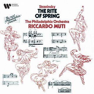 Stravinsky:The Rite Of Spring