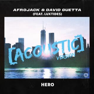 Hero (Feat. Luxtides) (Acoustic Version)
