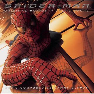 蜘蛛人電影原聲帶 (Spider - Man - Original Motion Picture Score)