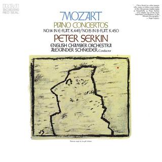 Mozart:Piano Concertos Nos. 14 & 15