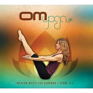 歐姆:樂活瑜珈 2 (OM YOGA Modern Music For Vinyasa / Flow V. 2)