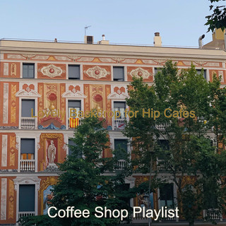 Lovely Backdrop For Hip Cafes