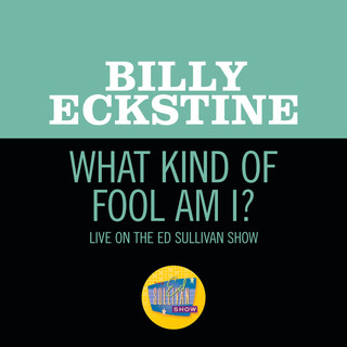 What Kind Of Fool Am I ? (Live On The Ed Sullivan Show, July 22, 1962)