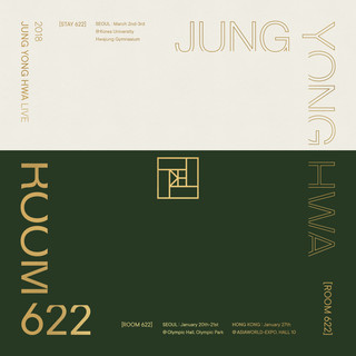 2018 JUNG YONG HWA LIVE 'ROOM 622'