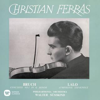 Bruch:Violin Concerto No. 1, Op. 26 - Lalo:Symphonie Espagnole, Op. 21