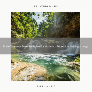 End Of Summer Brownian Noise For Maximum Relaxation, Gaining Strength