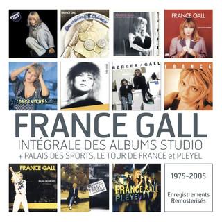 France Gall:Intégrale Des Albums Studios