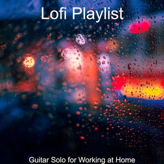 Guitar Solo For Working At Home