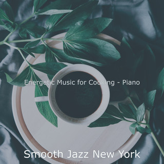 Energetic Music For Cooking - Piano