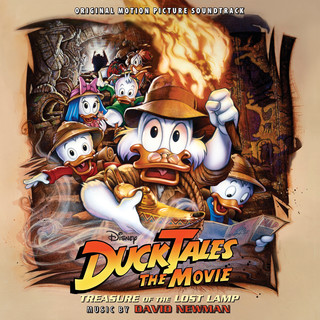 DuckTales The Movie:Treasure Of The Lost Lamp (Original Motion Picture Soundtrack)