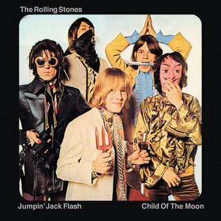 Jumpin' Jack Flash / Child Of The Moon (EP)
