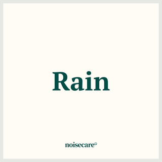 Rain Falling On The Road