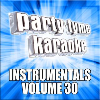 Party Tyme Karaoke - Instrumentals 30