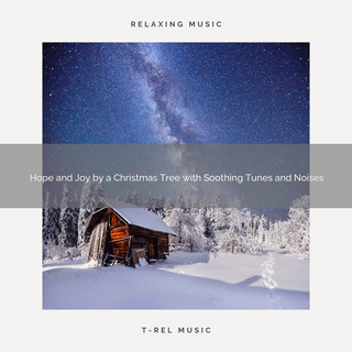 Hope And Joy By A Christmas Tree With Soothing Tunes And Noises