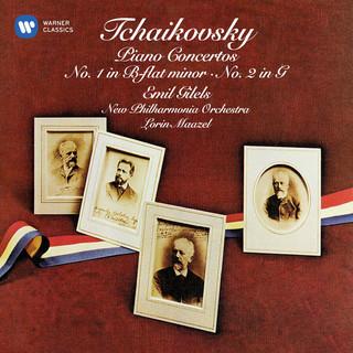 Tchaikovsky:Piano Concertos Nos 1 & 2