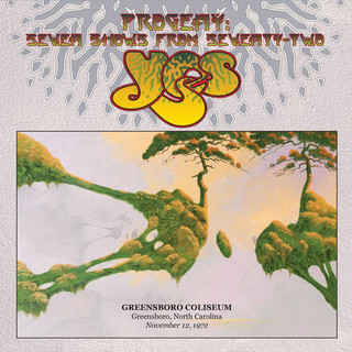 Live At Greensboro Coliseum, Greensboro, North Carolina, November 12, 1972