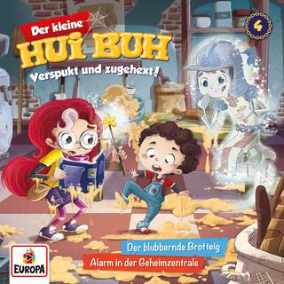004 / Der Blubbernde Brotteig / Alarm In Der Geheimzentrale