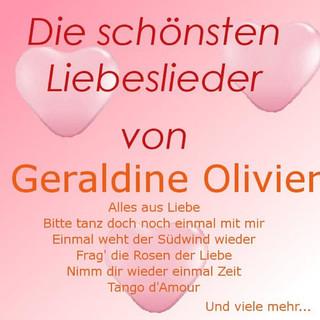 Die Schönsten Liebeslieder Von Geraldine Olivier