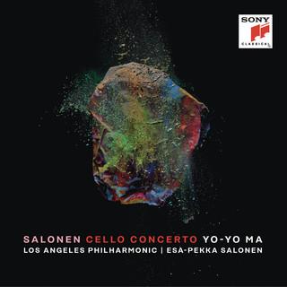 沙隆年:大提琴協奏曲 (Salonen Cello Concerto)