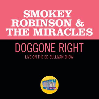Doggone Right (Live On The Ed Sullivan Show, June 1, 1969)