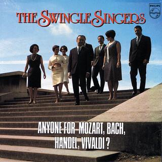 Anyone For Mozart, Bach, Handel, Vivaldi ?
