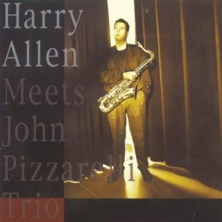 哈利艾倫遇上約翰皮查瑞理的三重奏 (Harry Allen Meets John Pizzarelli Trio)