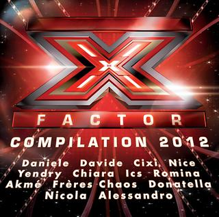 X Factor 2012 Compilation