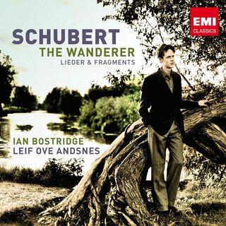 Schubert:The Wanderer - Lieder And Fragments