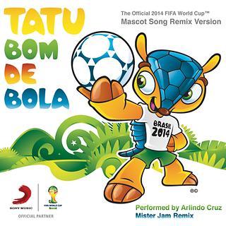 Tatu Bom De Bola