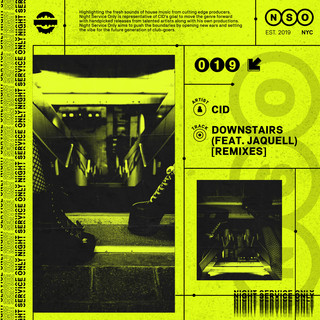 Downstairs (Feat. Jaquell) (Remixes)