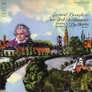 Beethoven:Symphony No. 2 In D Major, Op. 36 & Symphony No. 1 In C Major, Op. 21 (Remastered)