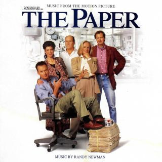 The Paper (Music From The Motion Picture)